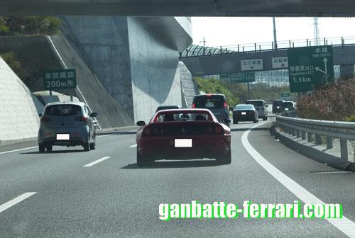 圏央道1_ganbatte-ferrari
