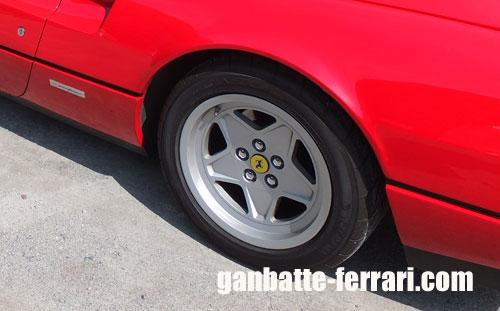 フェラーリ328の足回りリフレッシュ作戦 壱