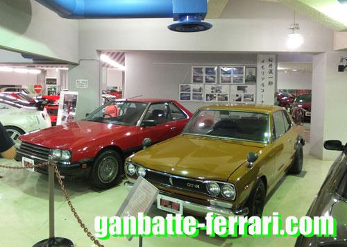スカイラインミュージアム1_ganbatte-ferrari